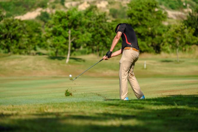 How to Get Perfect Golf Posture Now