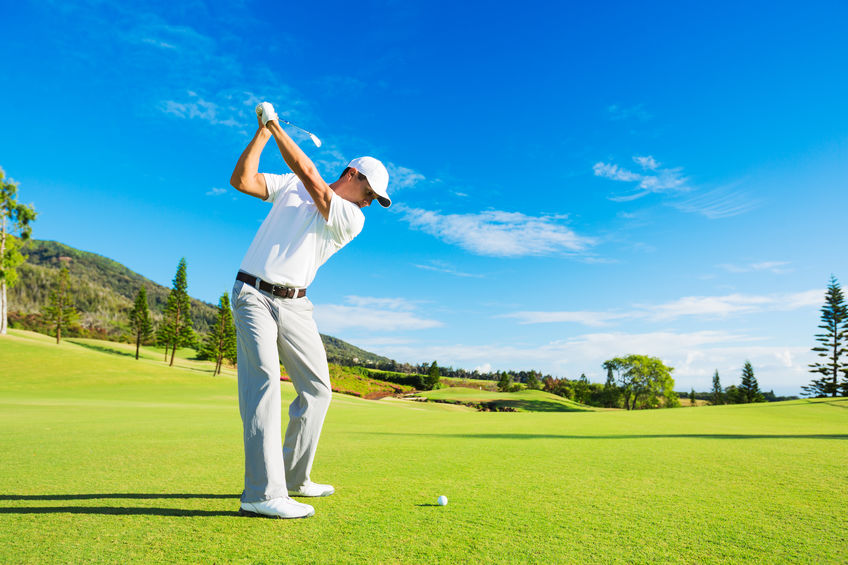 How to Increase Your Swing Power