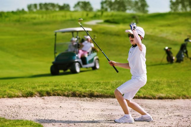 Why Should You Join Our Junior Golf Program?