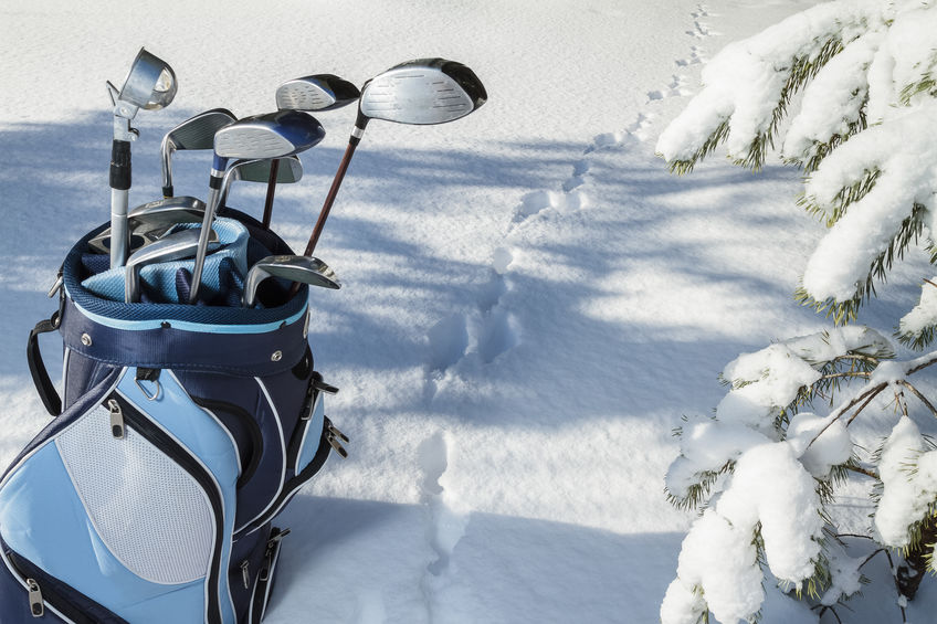 How to Hone Your Golf Skills During the Winter