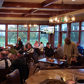 The Member Grill at Burl Oaks Golf Club